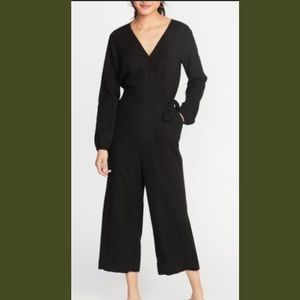 🌼Old Navy sz XL linen blend jumpsuit 🌼